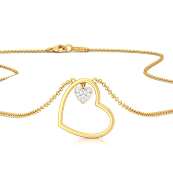 Grand Gestures Diamond Necklaces