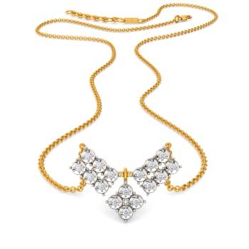 Romance N Pride Diamond Necklaces