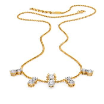 Gleam O Lite Diamond Necklaces