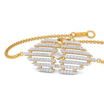 French Milieu Diamond Bracelets
