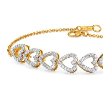 Love In Paris Diamond Bracelets