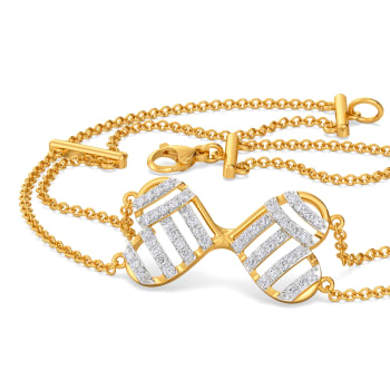 La Bourgeois Madame Diamond Bracelets