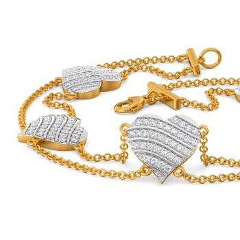 French Adore Diamond Bracelets