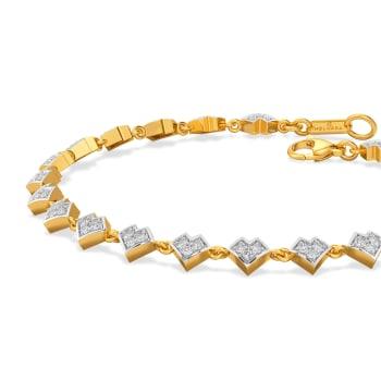 Melody O Love Diamond Bracelets