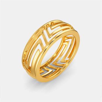 Parisian Parade Gold Rings
