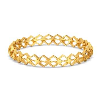 Star Afar Gold Bangles