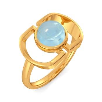 Alice Blue   Gemstone Rings