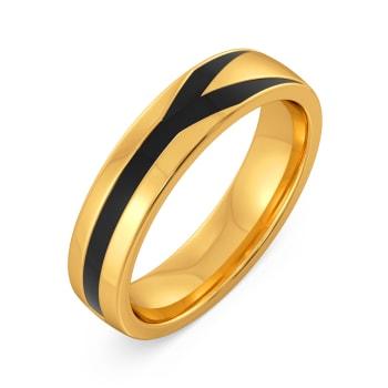 The Matrix Legacy Gold Rings