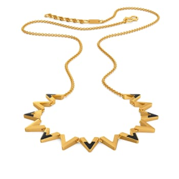 Brave N Gritty Gold Necklaces