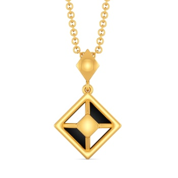 Neo Notions Gold Pendants