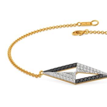 Total Black Diamond Bracelets