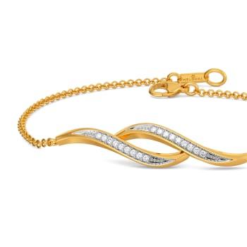 French Madame Diamond Bracelets