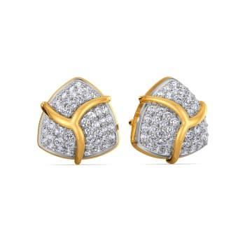 Unabashed Drama Diamond Earrings