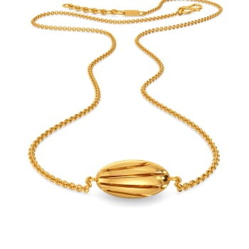 Arty Accents Gold Necklaces