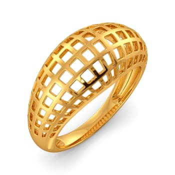 Peppy Whims Gold Rings