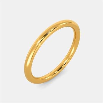 Vanilla Victories Gold Rings