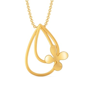Senorita Gold Pendants