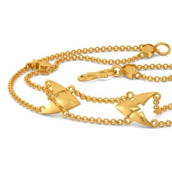Armour Apt Gold Bracelets