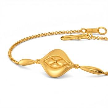 Warm N Comfy Gold Bracelets