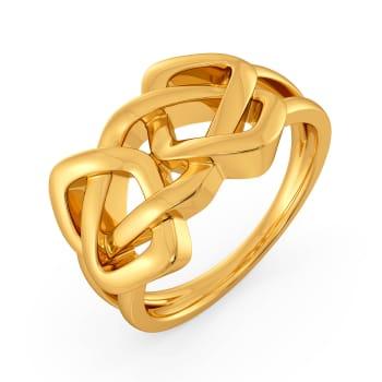 Bermuda Vibes Gold Rings