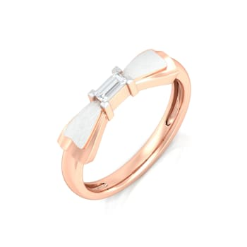 Beau Tie Beauty Gemstone Rings