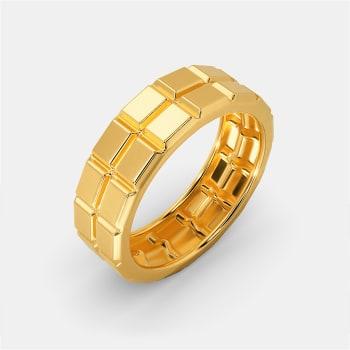 Classic Cute Gold Rings