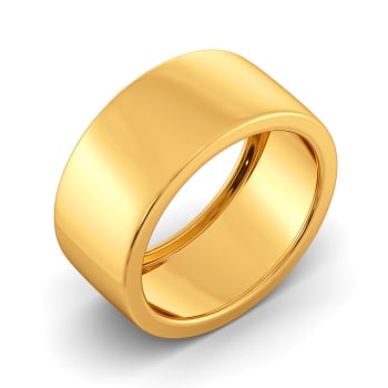 Stark N Sheer Gold Rings