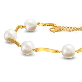 Twirl A Pearl Gemstone Bracelets