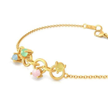 Double Berry Gemstone Bracelets