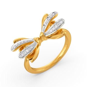 Daisy Blossoms Diamond Rings