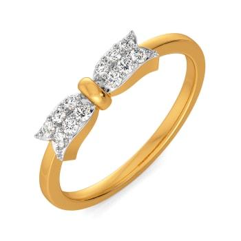 Sash Soiree Diamond Rings