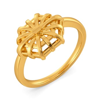 Ethically African Gold Rings