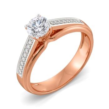 Tour de Force Diamond Rings
