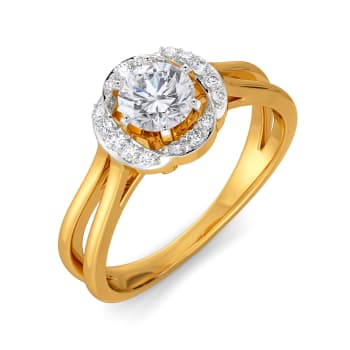 Love Labels Diamond Rings