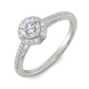 Love Sparks Diamond Rings