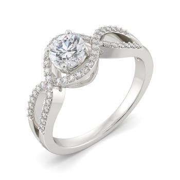 Looped in Love Diamond Rings
