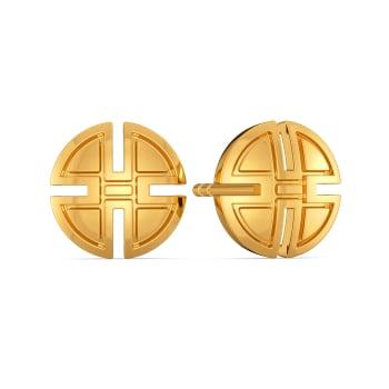 Bermuda Basics Gold Earrings