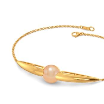 Peach Punch Gemstone Bracelets
