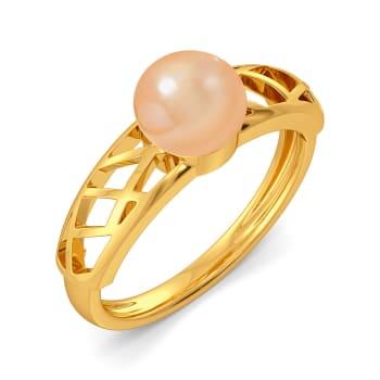 Peach Perfect Gemstone Rings