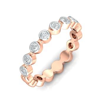 Navette Diamond Rings
