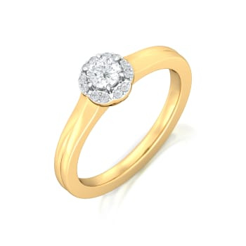 Night Star Diamond Rings