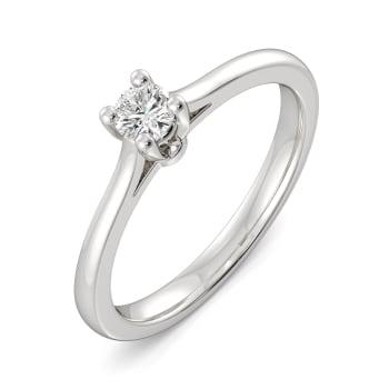 Love Lock Diamond Rings