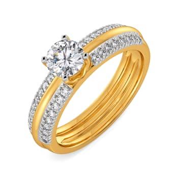 Lean Layers Diamond Rings