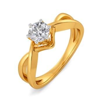 Love Laced Diamond Rings
