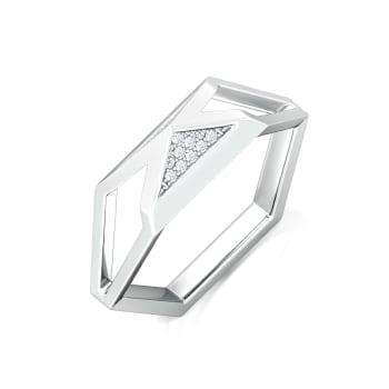 Polygon Diamond Rings