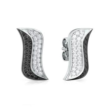S & S Diamond Earrings