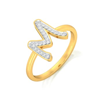 Mi Amore Diamond Rings