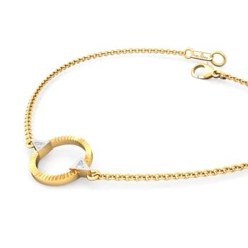 Celestial Halo Diamond Bracelets