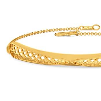 Breezy Bubbly Gold Bracelets