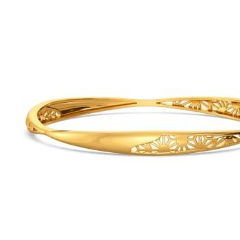 Bare Beauty Gold Bangles